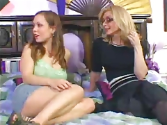 Nina Hartley Plows Kaylee..
