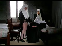 Nuns Must Be Crazy-1- Lezzie..