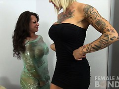 Dani Andrews and BrandiMae -..